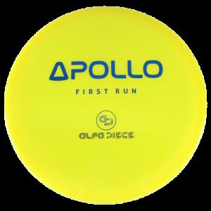 Apollo Crystal Line First Run