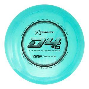 D4 max 400G FIRST RUN