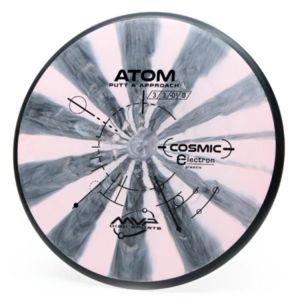Cosmic Electron Atom