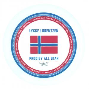 D Model US DuraFlex - All Star Lykke Lorentzen