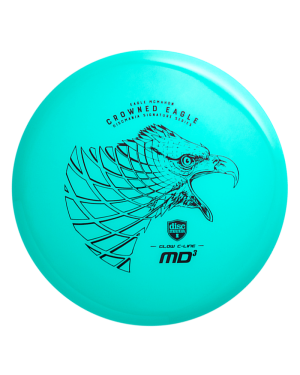 Crowned Eagle MD3 - Eagle McMahon 2018