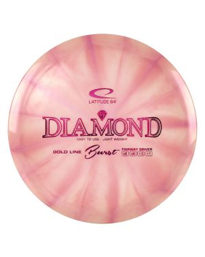 Gold Burst Diamond