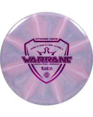 Fuzion Burst Warrant