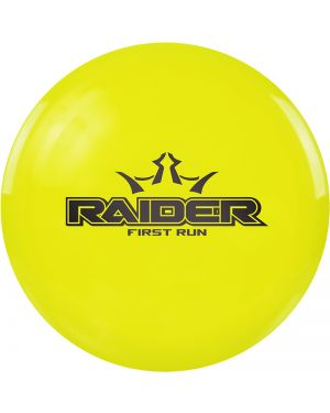 First Run Fuzion Raider