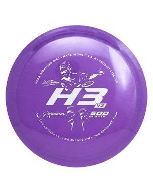 H3 v2 500 Will Schusterick