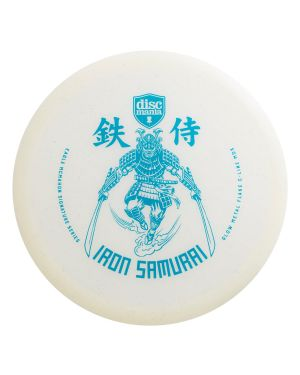 MD3 Glow C-line Metal Flake Iron Samurai - Eagle McMahon