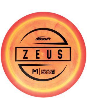 Paul McBeth Zeus