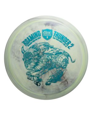 Swirly S-Line CD2 - Roaming Thunder 2