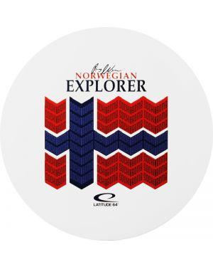 Gold Explorer Ricky Wysocki Norwegian Fundraiser