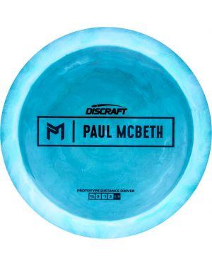 Paul McBeth Kong Prototype