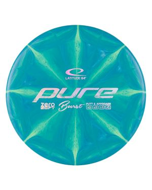 Zero Burst Pure Soft