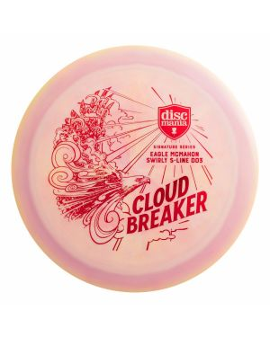 Swirly S-line DD3- Cloud Breaker