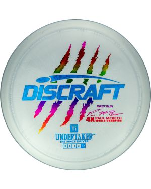 Ti Undertaker Paul McBeth Tour Series First Run