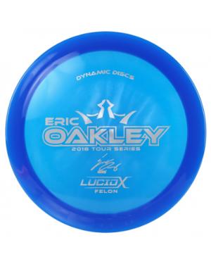 Lucid-X Felon Eric Oakley 2018