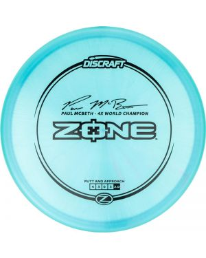 Z Zone Paul McBeth