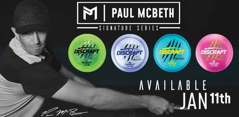 Paul McBeth Tour Series